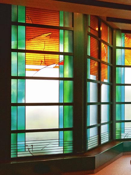 Sperner Glas Fenster Krankenhaus Bogenhausen