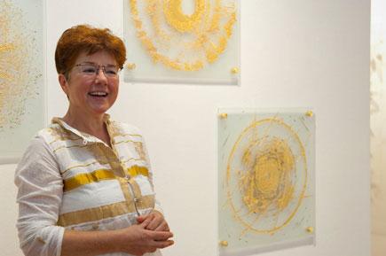 Eva Sperner - Glaskunst in München  - hier klicken für Vita
