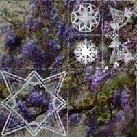 sperner glas Sterne