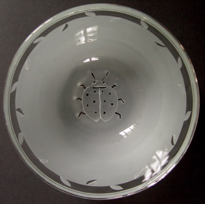 sperner glas workshop schuessel